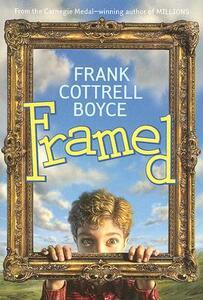 Framed - Frank Cottrell Boyce - cover