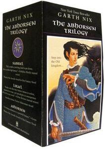 The Abhorsen Trilogy Box Set - Garth Nix - cover
