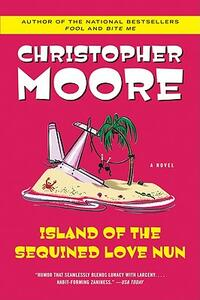 Island of the Sequined Love Nun - Christopher Moore - cover