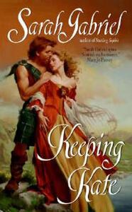 Keeping Kate - Sarah Gabriel - cover