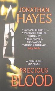 Precious Blood - Jonathan Hayes - cover