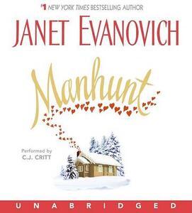 Manhunt CD - Janet Evanovich - cover