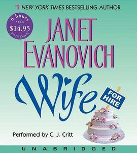 Wife for Hire - Janet Evanovich - cover