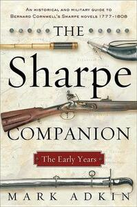 The Sharpe Companion: The Early Years - Mark Adkin - cover