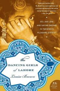 Dancing Girls of Lahore - Louise Brown - cover