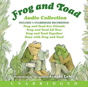 Frog and Toad CD Audio Collection - Arnold Lobel - cover