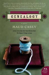 Genealogy - Maud Casey - cover