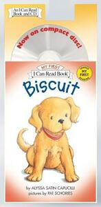 Biscuit Book and CD - Alyssa Satin Capucilli - cover