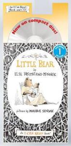 Little Bear Book and CD - Else Holmelund Minarik - cover