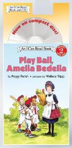 Play Ball, Amelia Bedelia Book and CD - Peggy Parish - cover