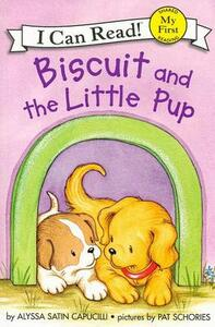 Biscuit and the Little Pup - Alyssa Satin Capucilli - cover