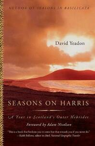 Seasons on Harris: A Year in Scotland's Outer Hebrides - David Yeadon - cover