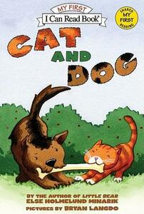 Cat and Dog - Bryan Langdo,Else Holmelund Minarik - cover