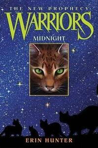 Warriors: The New Prophecy #1: Midnight - Erin Hunter - cover