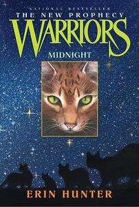 Warriors the New Prophecy 01 M - Erin Hunter - cover