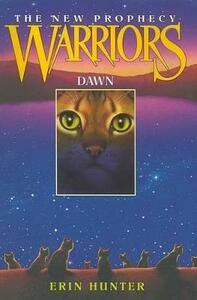 Warriors: The New Prophecy #3: Dawn - Erin Hunter - cover