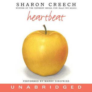 Heartbeat CD - Sharon Creech - cover