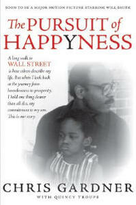The Pursuit Of Happyness - Chris Gardner - cover