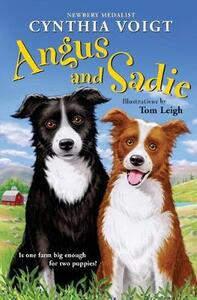 Angus and Sadie - Cynthia Voigt - cover