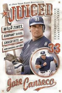 Juiced: Wild Times, Rampant 'Roids, Smash Hits, And How Baseball Got Big - Jose Canseco - cover