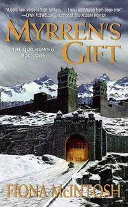 Myrren's Gift - Fiona McIntosh - cover