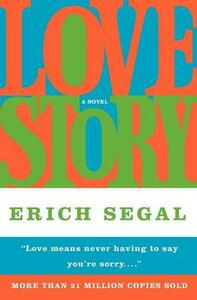 Love Story - Erich Segal - cover