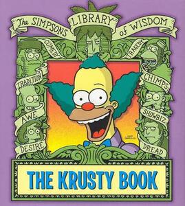 Krusty: Simpsons Library Of Wisdom - Matt Groening - cover