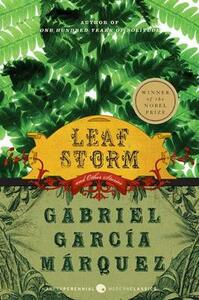 Leaf Storm: And Other Stories - Gabriel Garcia Marquez - cover