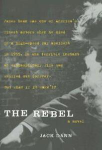 The Rebel - Jack Dann - cover