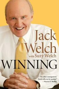 Winning - Jack Welch,Suzy Welch - cover