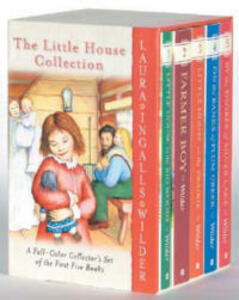 Little House Collection - Laura Ingalls Wilder - cover