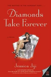 Diamonds Take Forever - Jessica Jiji - cover