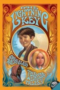 The Lightning Key - Jon Berkeley - cover