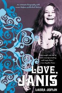 Love, Janis - Laura Joplin - cover