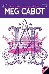 Avalon High - Meg Cabot - cover