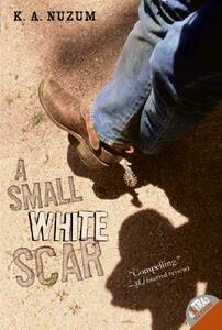 A Small White Scar - K. A. Nuzum - cover