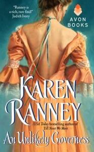 An Unlikely Governess - Karen Ranney - cover