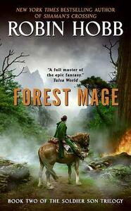 Forest Mage - Robin Hobb - cover