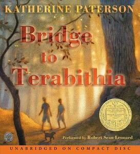 Bridge to Terabithia CD: Bridge to Terabithia CD - Katherine Paterson - cover
