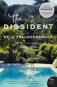 The Dissident - Nell Freudenberger - cover