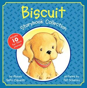 Biscuit Storybook Collection - Alyssa Satin Capucilli - cover