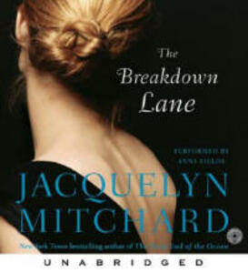 The Breakdown Lane CD - Jacquelyn Mitchard - cover