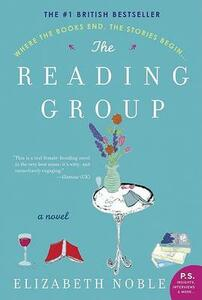 The Reading Group - Elizabeth Noble - cover