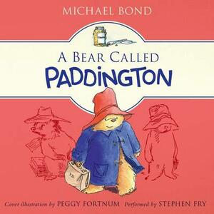 A Bear Called Paddington CD - Michael Bond - cover