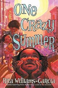 One Crazy Summer - Rita Williams-Garcia - cover
