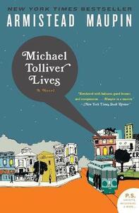 Michael Tolliver Lives - Armistead Maupin - cover