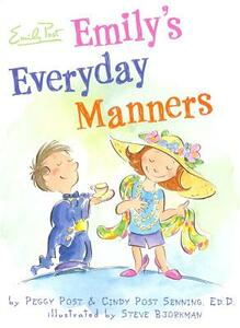 Emily's Everyday Manners - Peggy Post - cover