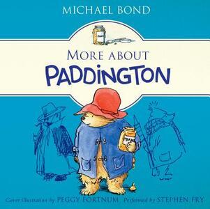 More Paddington Stories - Michael Bond - cover