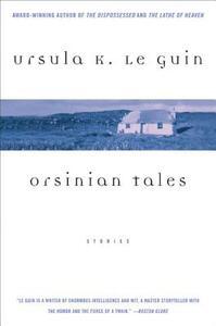 Orsinian Tales: Stories - Ursula K. Le Guin - cover