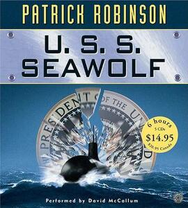 U.S.S. Seawolf CD Low Price - Patrick Robinson - cover